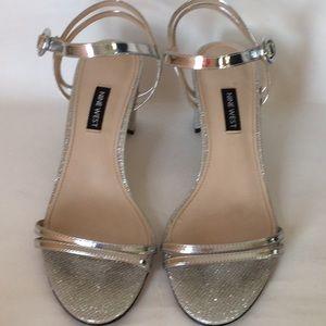 Nine West Evening Dress Sandal